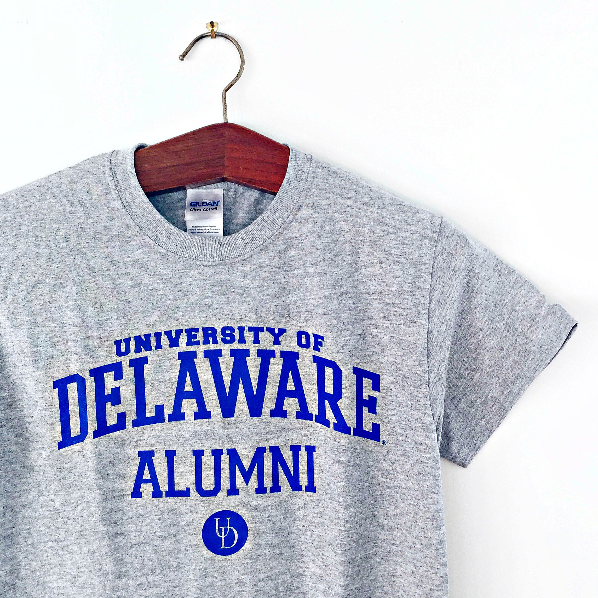 University of delaware alumni t shirt oxford national for T shirt printing oxford