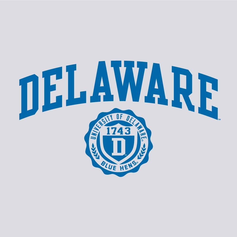5dc85ca0 University of Delaware Champion Reverse Weave Collegiate Crewneck Sweatshirt