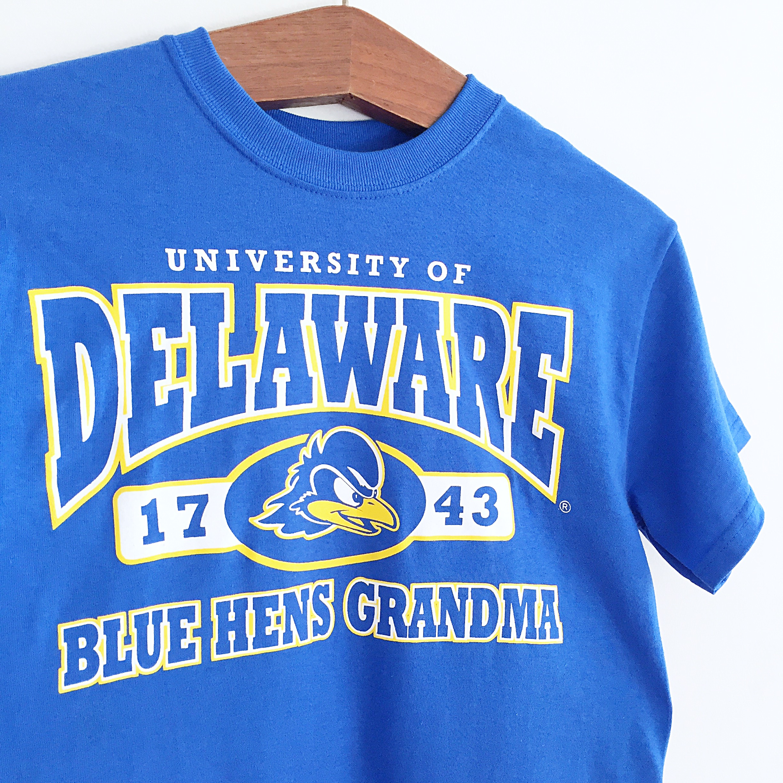 99350d6fe75 University of Delaware Grandma T-shirt – Royal – National 5 and 10