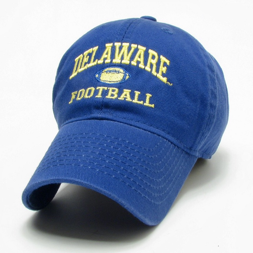 University of Delaware Football Hat – Royal – National 5 and 10 45ce8fdf4