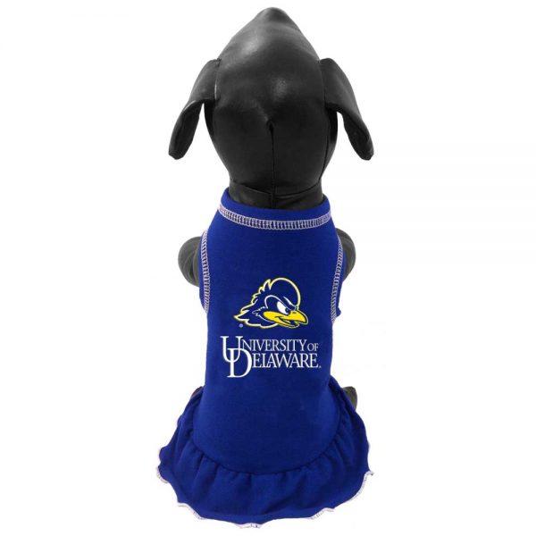 University of Delaware Cheerleader Dog Dress