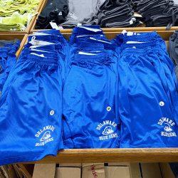 University of Delaware Men's Mesh Athletic Short - Royal