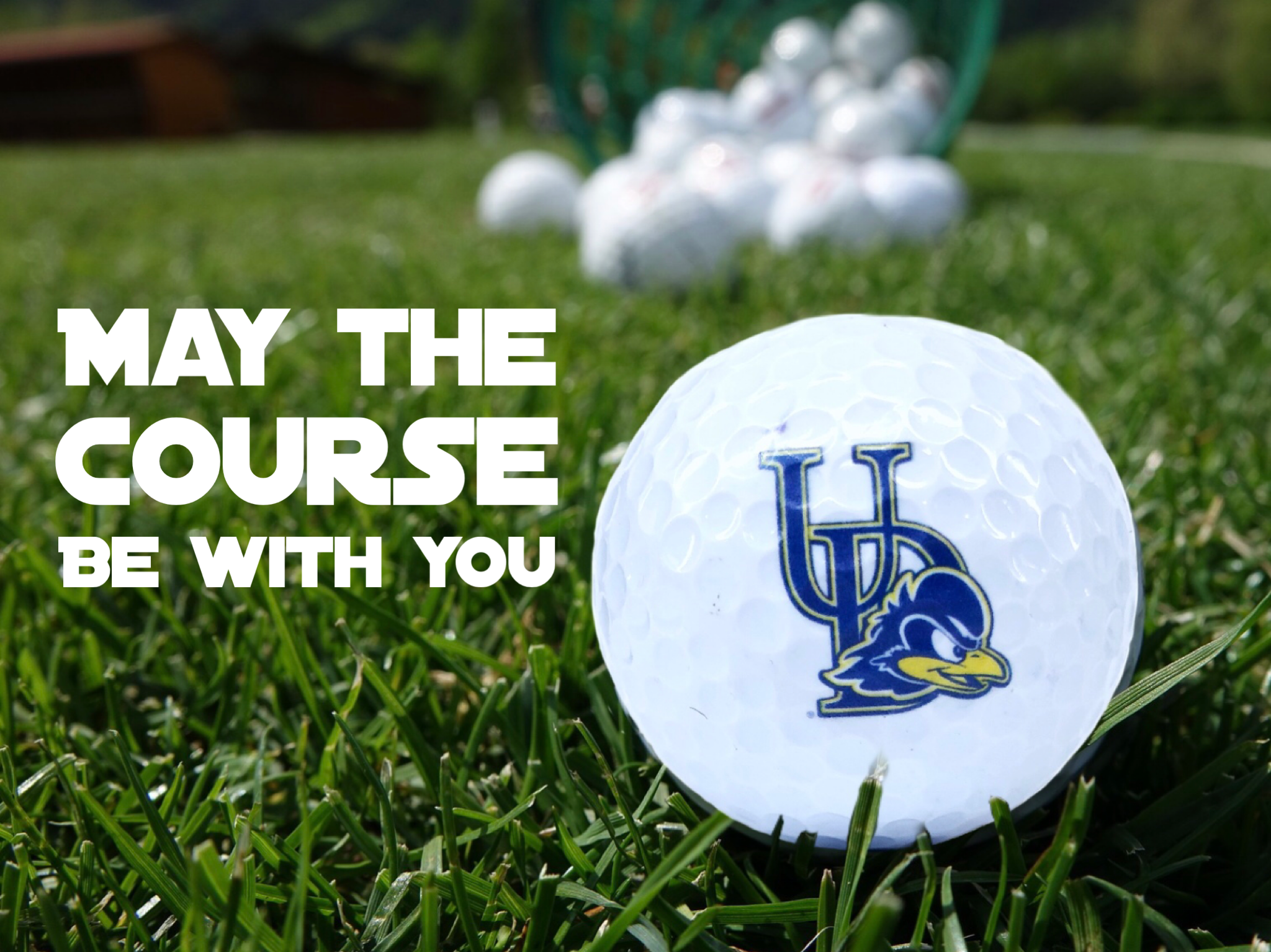free golf and lessons when you purchase university of delaware golf