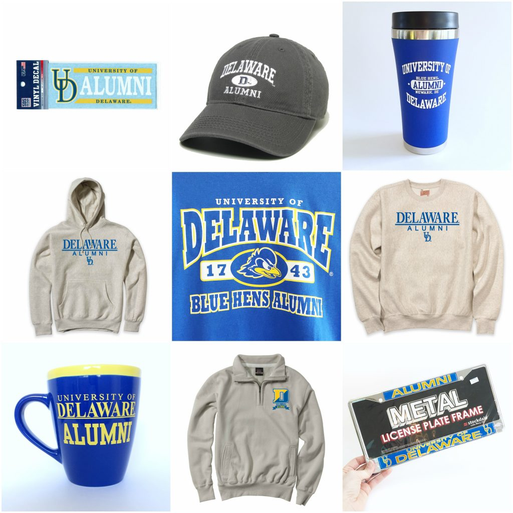 University of Delaware Gear and Apparel