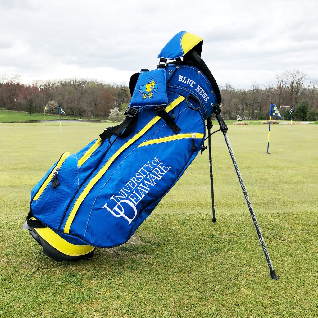 University of Delaware Golf Bag