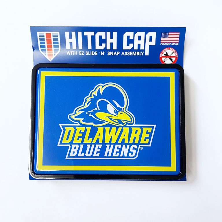 University of Delaware Stacked Athletic Logo Hitch Cap