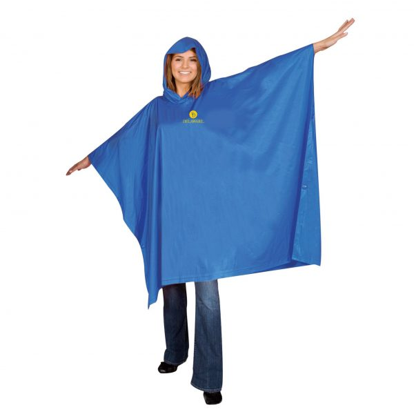 University of Delaware Rain Poncho