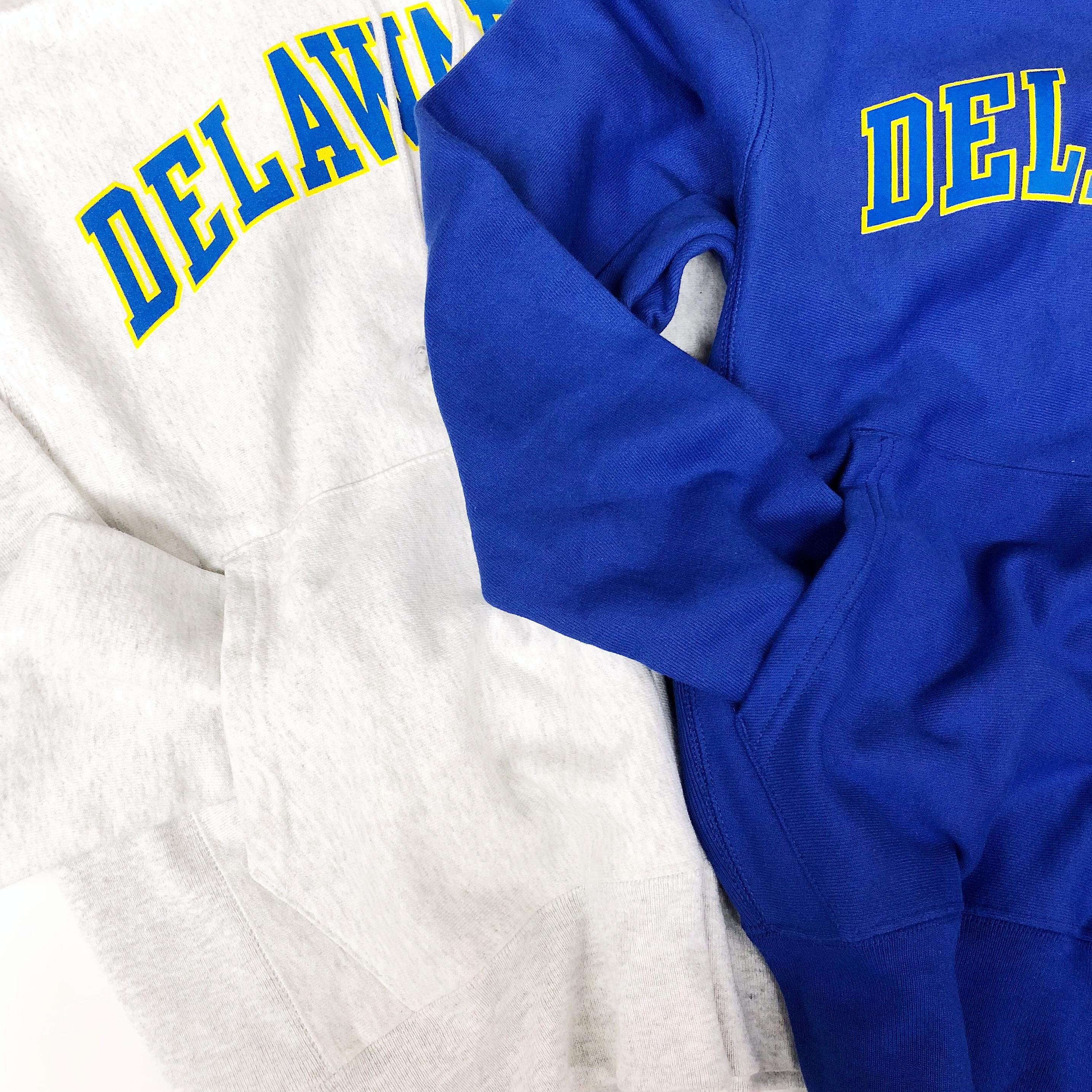 4cdddd7d University of Delaware Champion Reverse Weave Hoodie Sweatshirt ...
