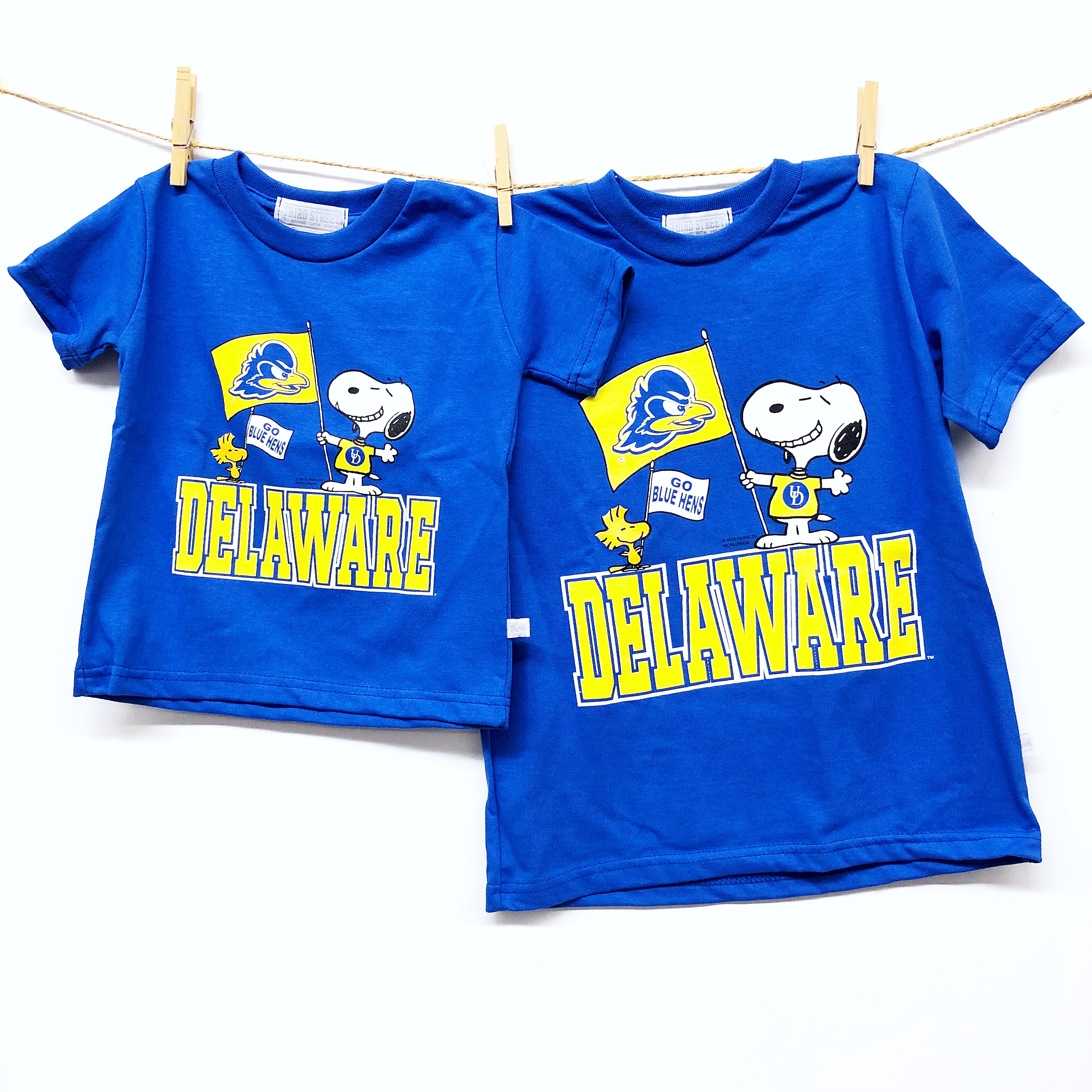 56a3631c5 University of Delaware Toddler and Youth Snoopy T-shirt – National 5 ...
