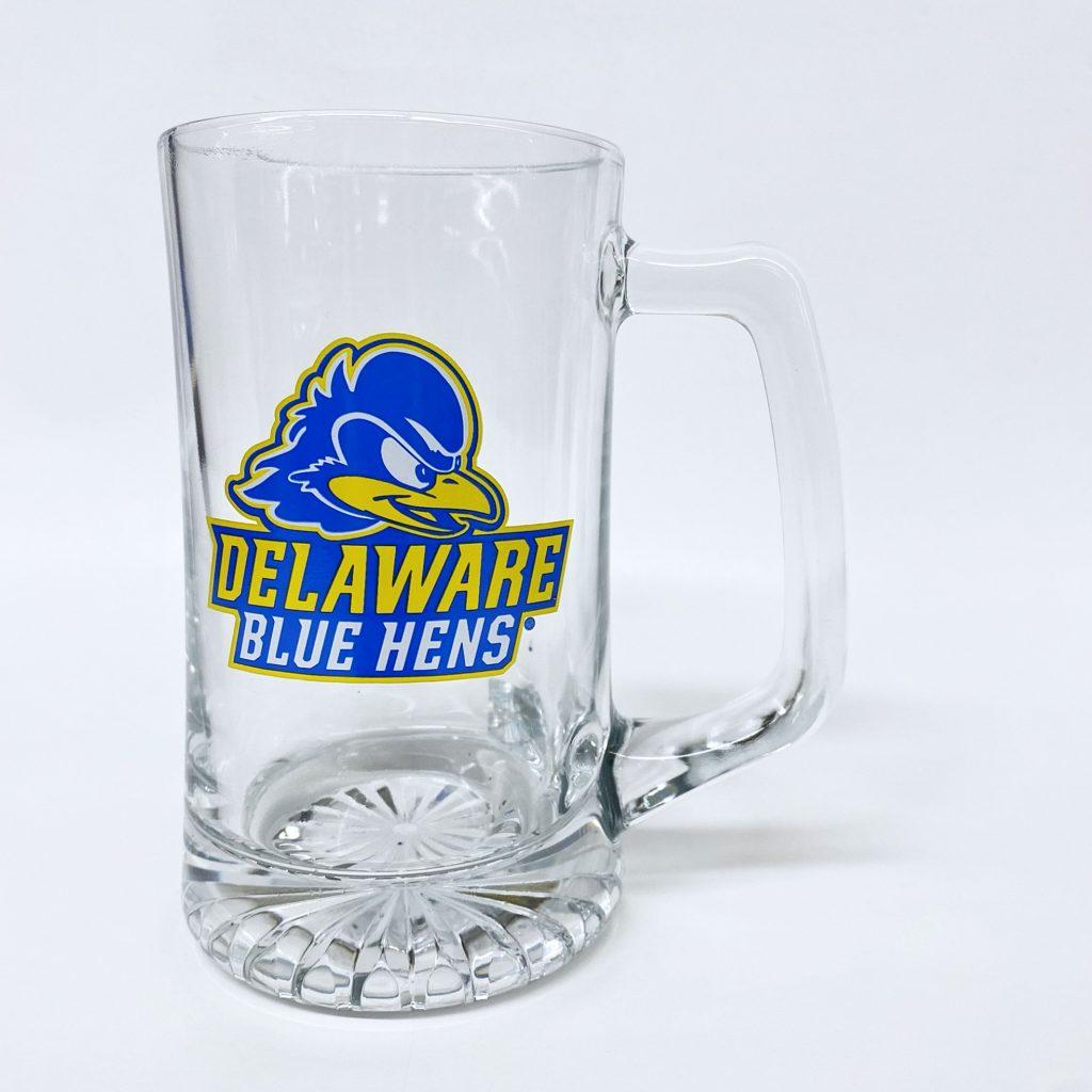 Photo of University of Delaware Glass Beer Mug