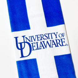 University of Delaware Beach Towel