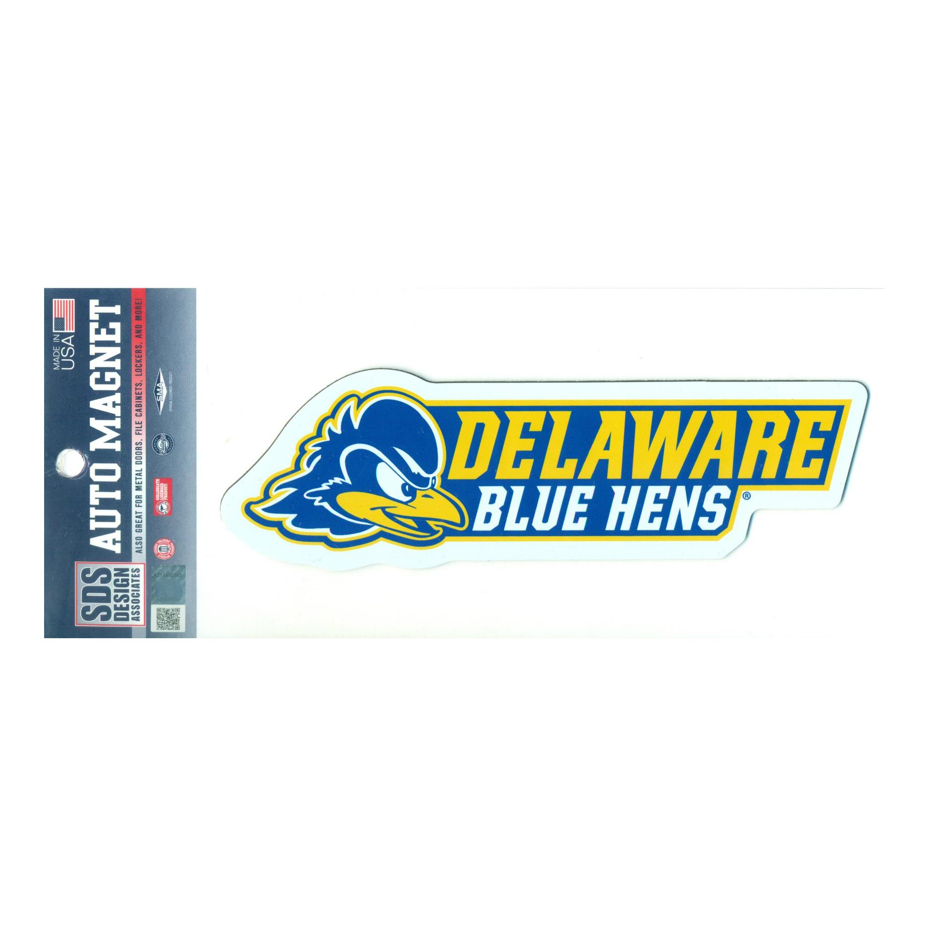 Wincraft Delaware Blue Hens Die Cut Decal 4 x 4