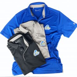University of Delaware Under Armour Tech Performance Polos