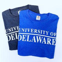 University of Delaware Long Sleeve Skittles T-shirt