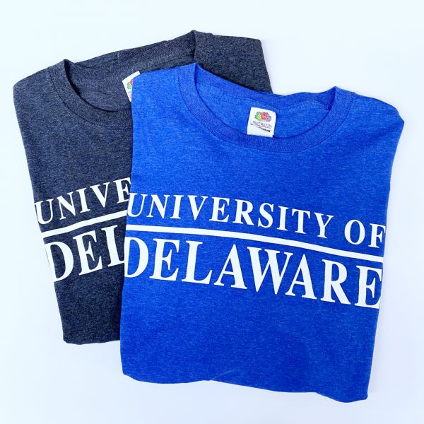 University of Delaware Long Sleeve Skittles T-shirt