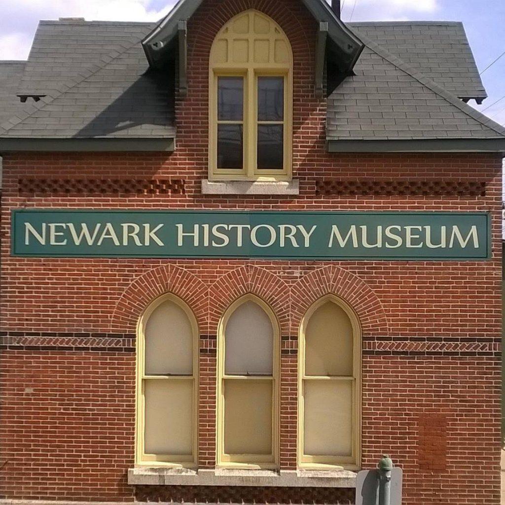 Link to Newark Historical Society Website
