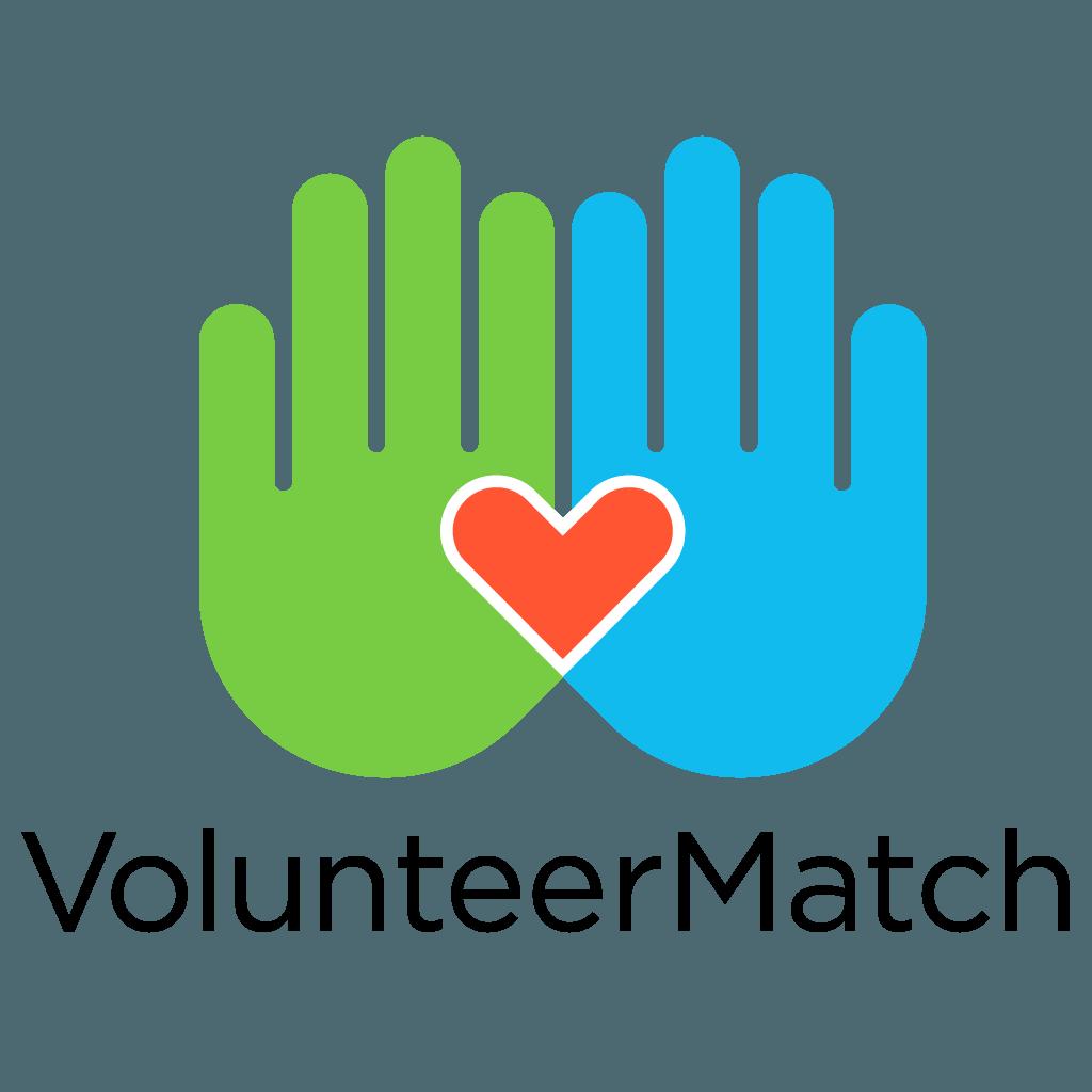 Link to Volunteer Match website.