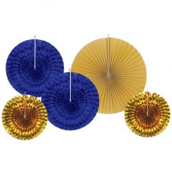 Blue & Yellow Party Supplies