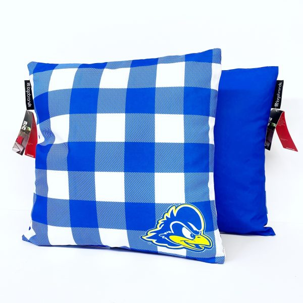 University of Delaware Outdoor Pillow