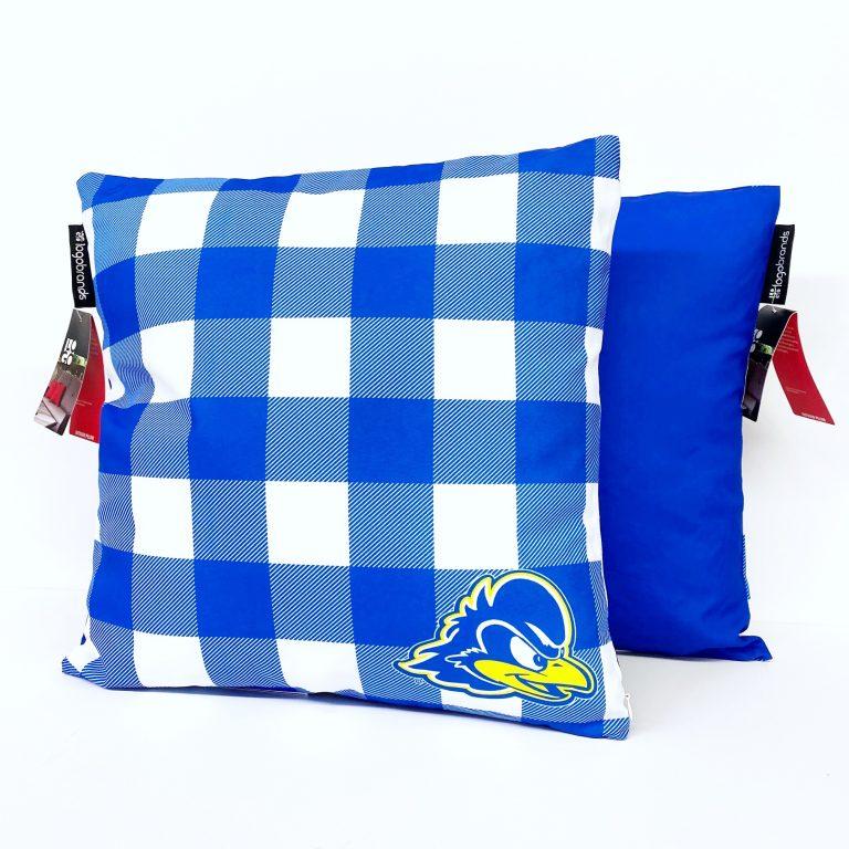 University of Delaware Outdoor Pillow