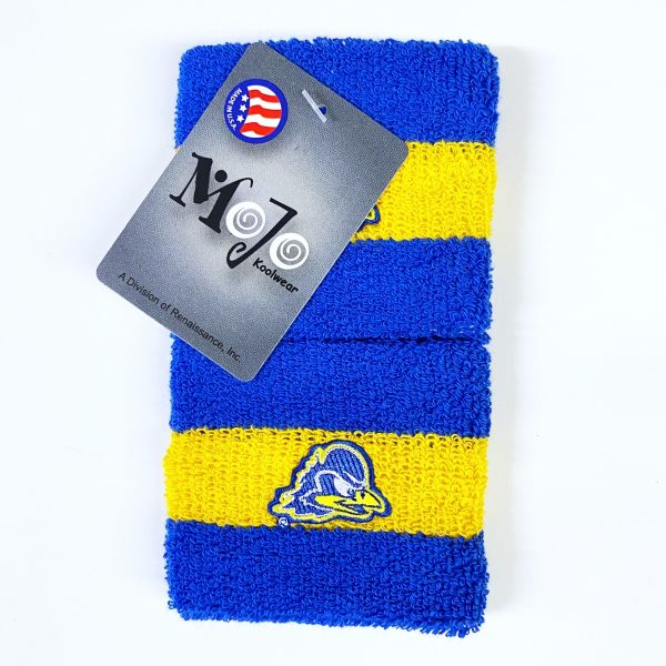 University of Delaware Wrist Sweatbands